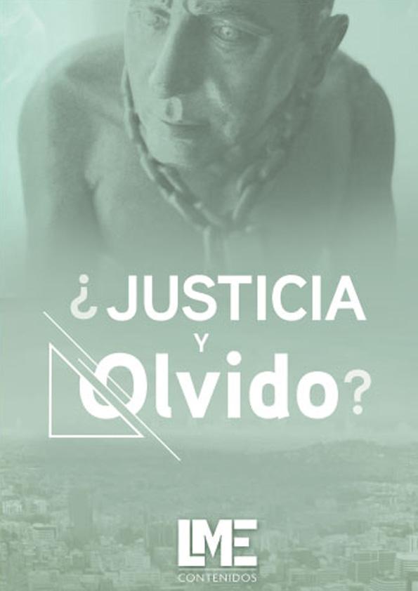 Justicia y Olvido Poster