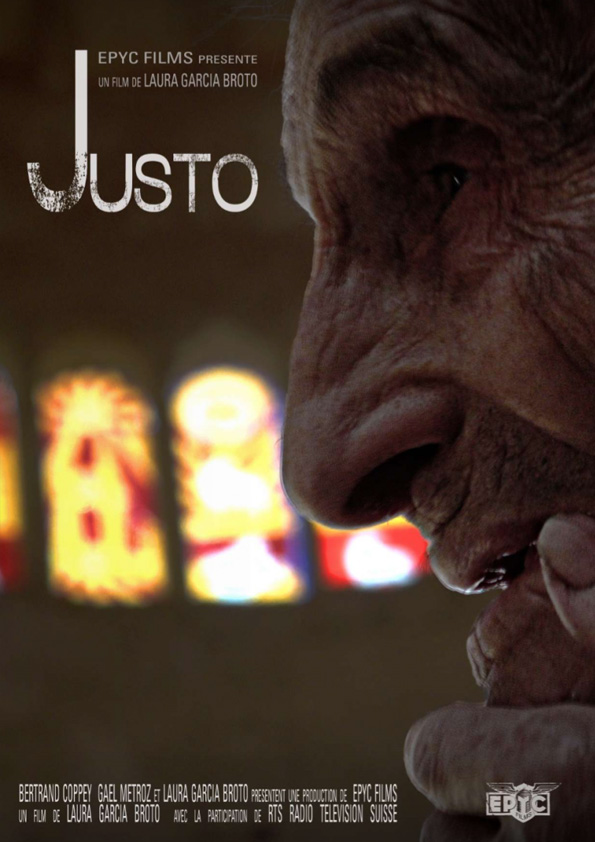 Justo poster