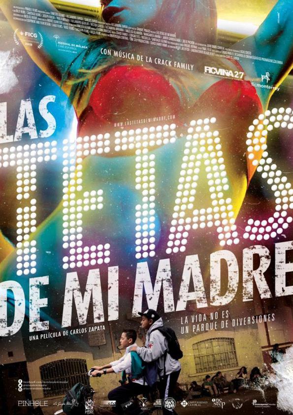 Las Tetas De Mi Madre Poster