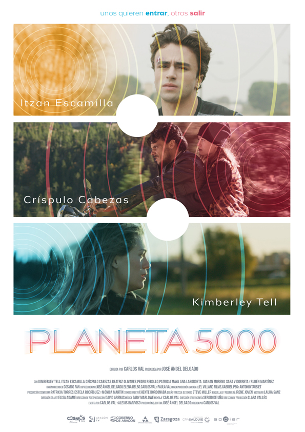Planeta 5000 Poster