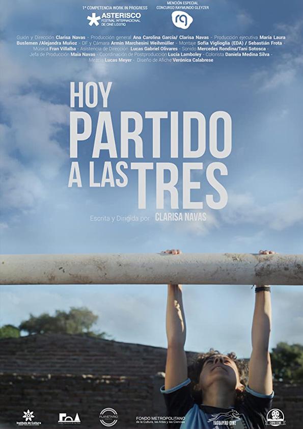 Hoy Partido A Las Tres Poster