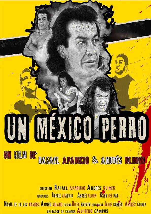 Un Mexico Perro Poster