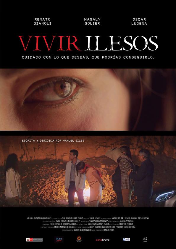 Vivir Ilesos Poster